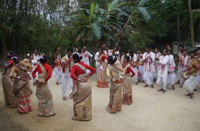 Celebration of Baisakh