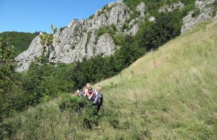 Cheile Nerei Beusnita National Park (Romania)