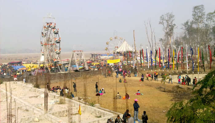 A festival in Gujarat