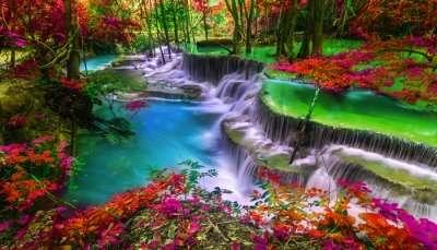 Best Waterfalls In Thailand