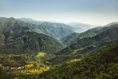 Dhanaulti mountains