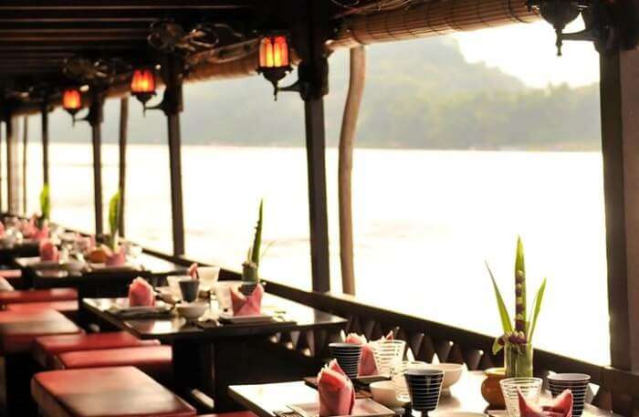 Dine at Nava Mekong Boat Cruise
