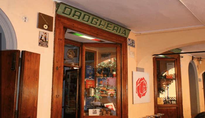 Drogheria Della Rosa In Bologna