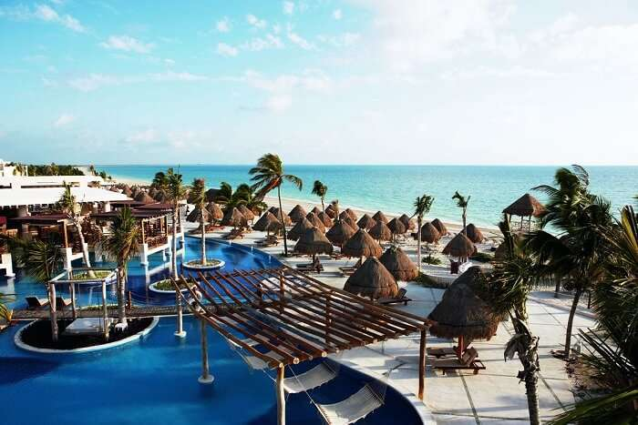 lavish pool excellence playa