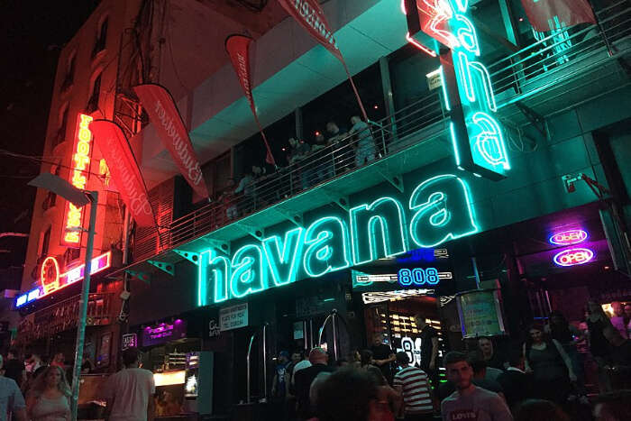 Experience The Nightlife At Little Havana