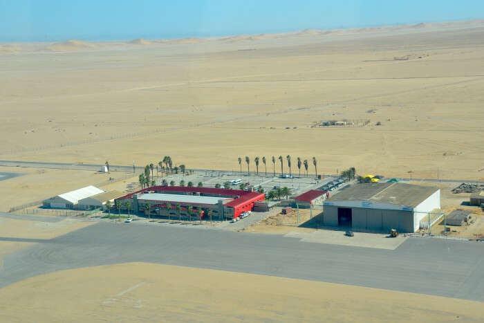 Walvis Bay airport