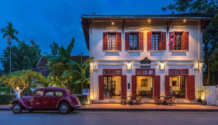 Get a Laotian Massage at The Spa by Kiridara