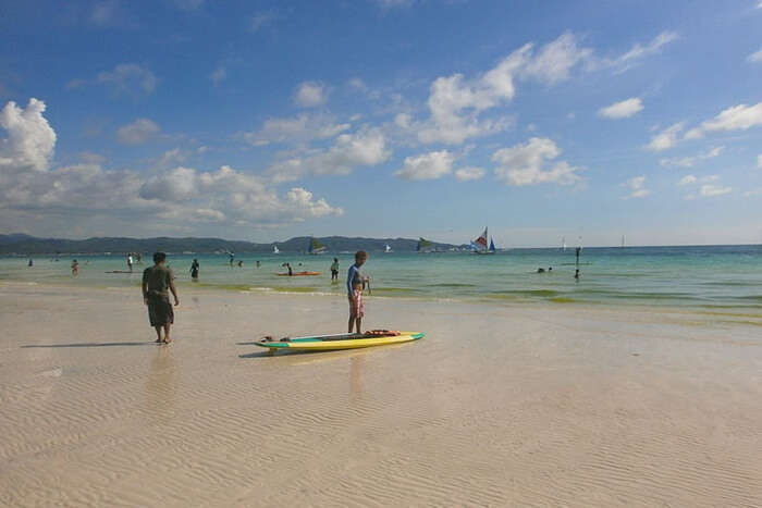 Getting Around Boracay Island
