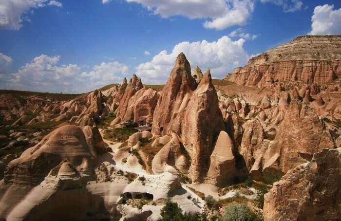 Goreme National Park (Turkey)