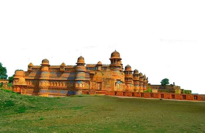 Gwalior Fort In Madhya Pradesh