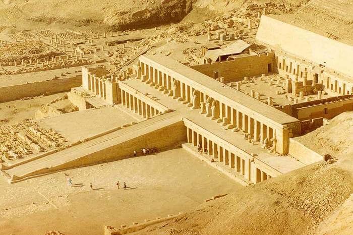 Hatshetsup-temple