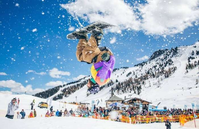 Highlights Of Snowbombing In Austria 2019