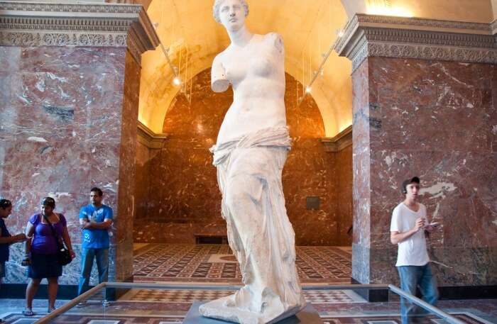 Historic Significance Of Venus de Milo