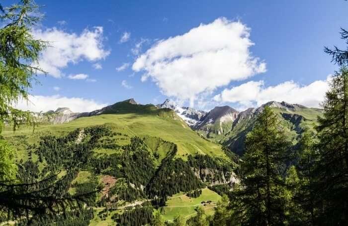 Hohe Tauern National Park (Austria)