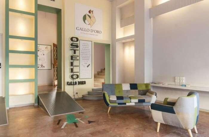 Hostel Gallo D'Oro In Florence