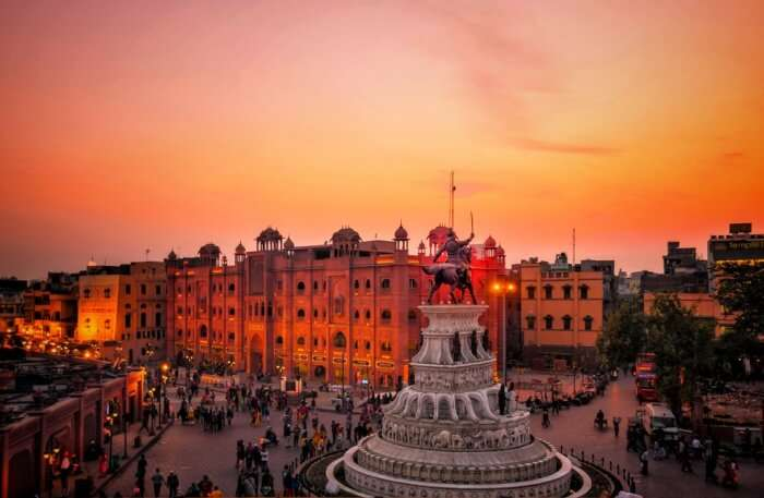 Amritsar City View