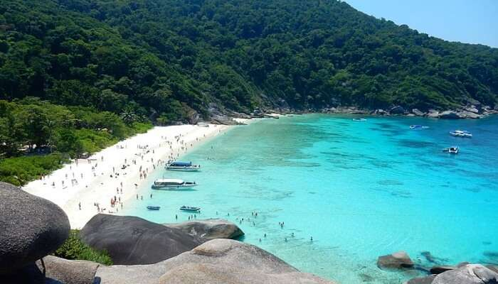 How to reach Similan Islands