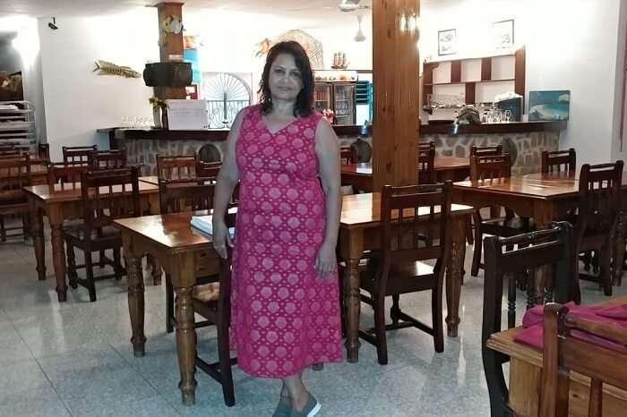 checked in at Berjaya Hotel at Vallon Bay