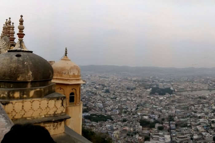 overview of jaipur