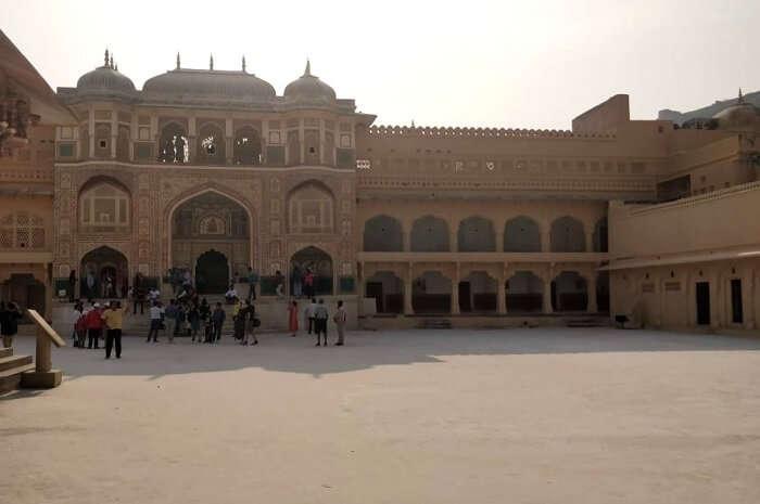 flamboyant City Palace