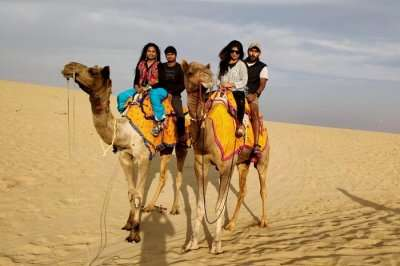 cover - Ankita Ghosh friends trip to Rajasthan
