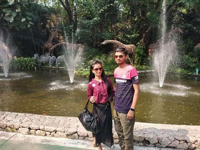 a city tour of Pattaya