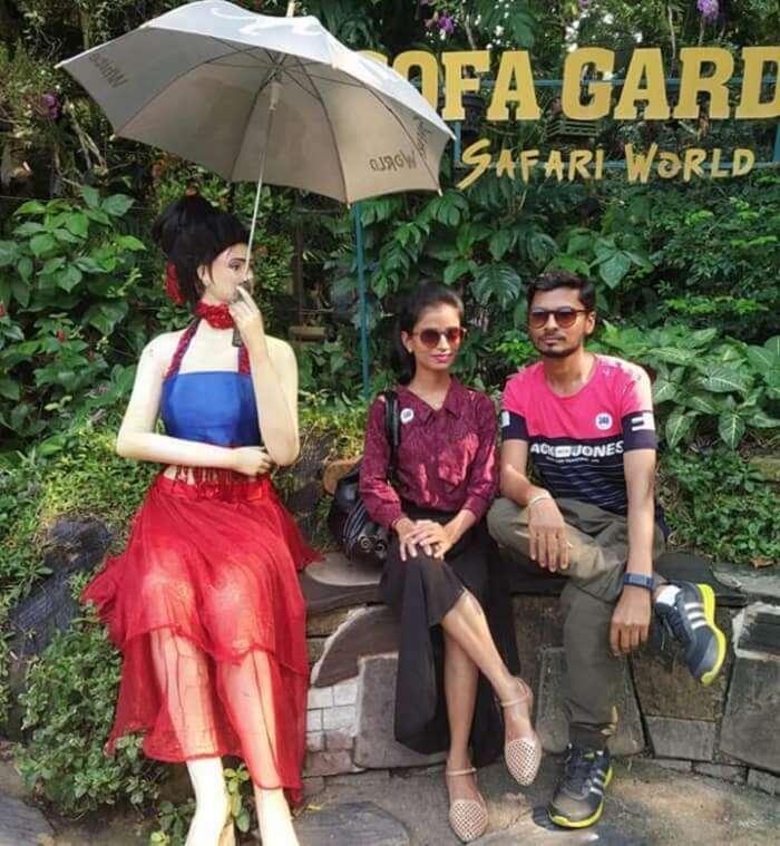 og - Sonal Jain's Romantic trip to thailand
