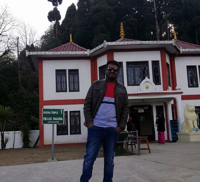 visited to the monastrey