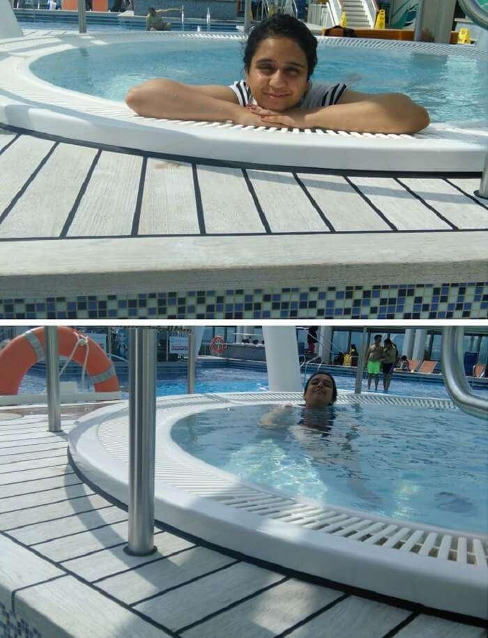 had water activities