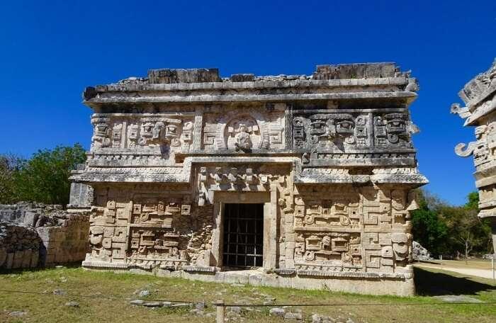 Chichen Itza Chichen-itza Mexico Mayan