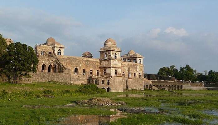 Jahaz Mahal near Indore