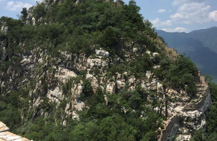 Jiankou In China