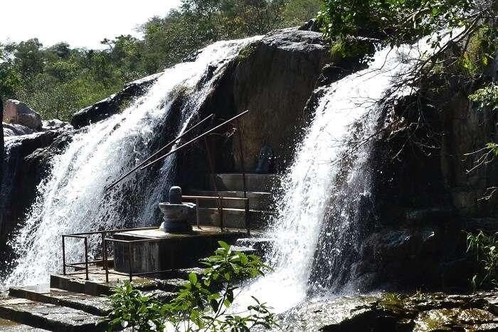 Kaigal Falls near Mysore