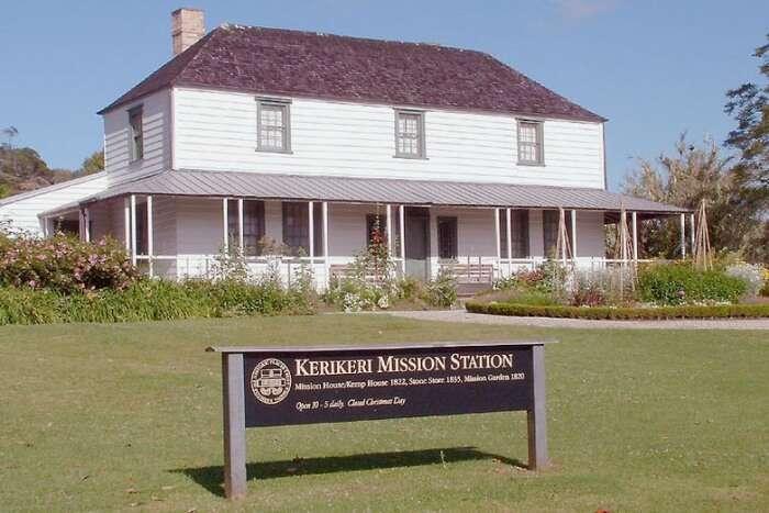 Kerikeri Mission Station
