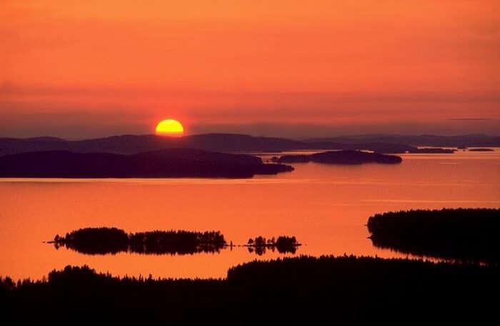 Lake Pielinen