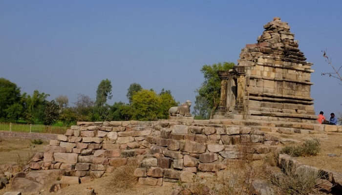 Old town of Khajuraho