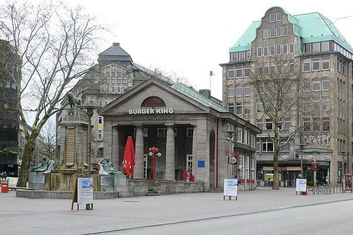 Mönckebergstraße, Hamburg