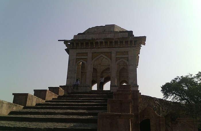 Mandu Fort View