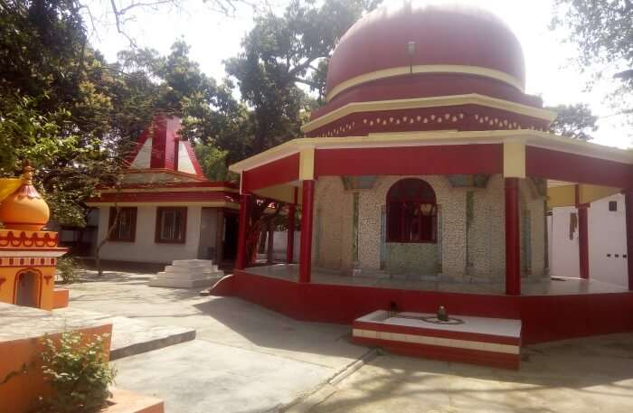 Mankameshwar Temple In Agra