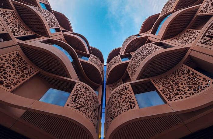 Masdar City View