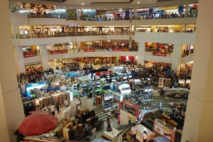 Mike Shopping Mall Pattaya