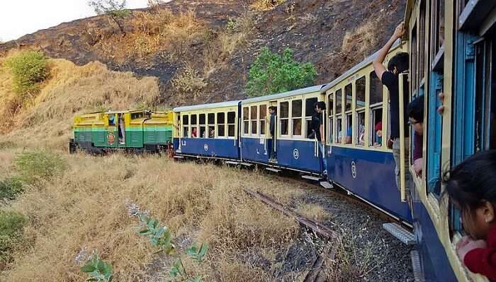Neral- Matheran Train 28/10/19