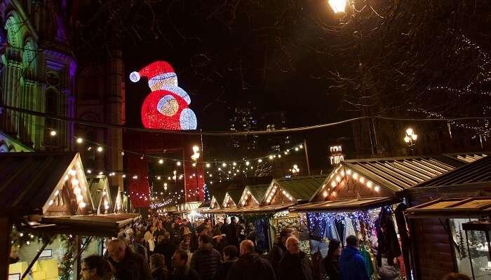 Nice Christmas Market