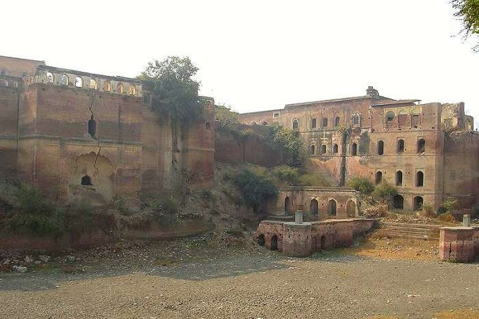 Nuh in Haryana near Delhi