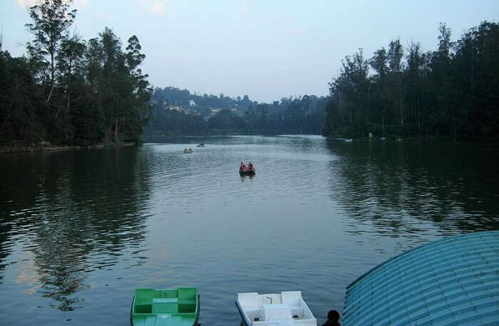 View of Ooty Lake