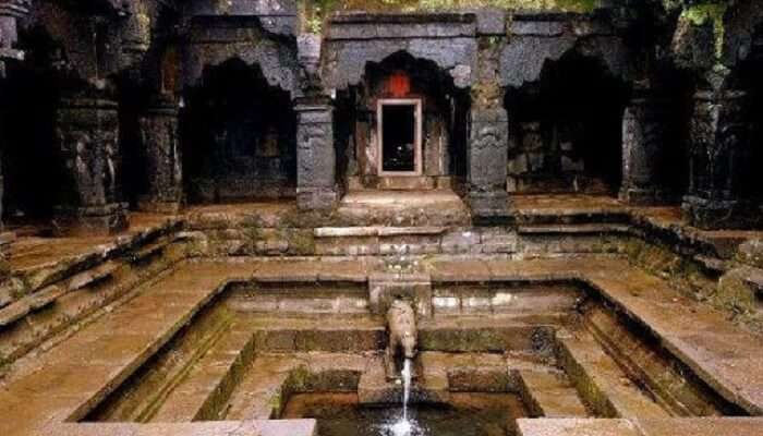 Panch Ganga temple