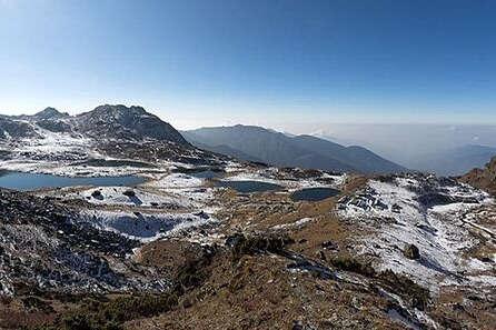 Panch Pokhari Lake