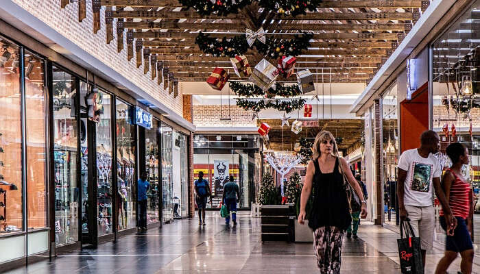 A Mall Inside