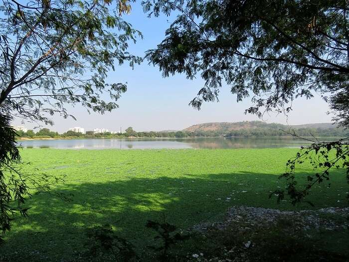 Lakes in Pune