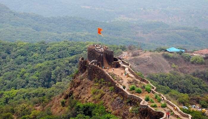 Pratapgardh fort